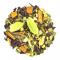 Kusmi enkelt tebrev - Boost, Grøn te, mate, kanel, ingefær, vanilje & kardemomme