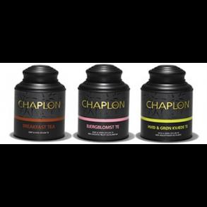 Chaplon Økologisk te - dåser, løsvægt, refill & tebreve