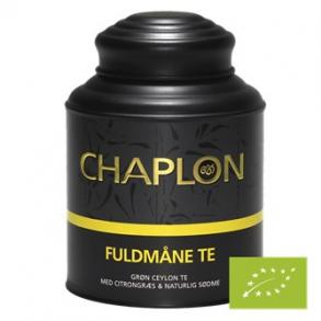 Chaplon tedåser + teperler
