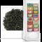 Kusmi St. Petersborg sort te m/ røde frugter, karamel & naturlig frugtolie - løsvægt